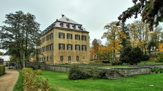 Renesanční zámek v Jílovém u Děčína