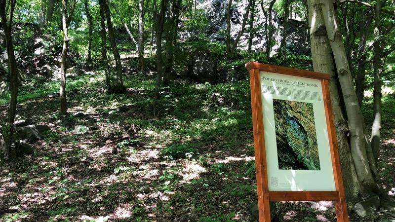 Přírodou a dějinami Oseka