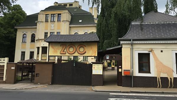 Zoologische Garten Ústí nad Labem