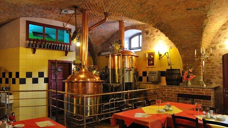 Rodinný pivovar Florian v Lokti