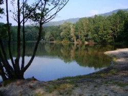 Přírodní koupaliště Varvažov