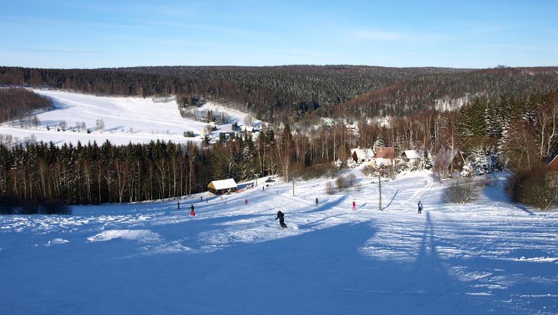 Ski areál Český Jiřetín  |  Šli Český Jiřetín
