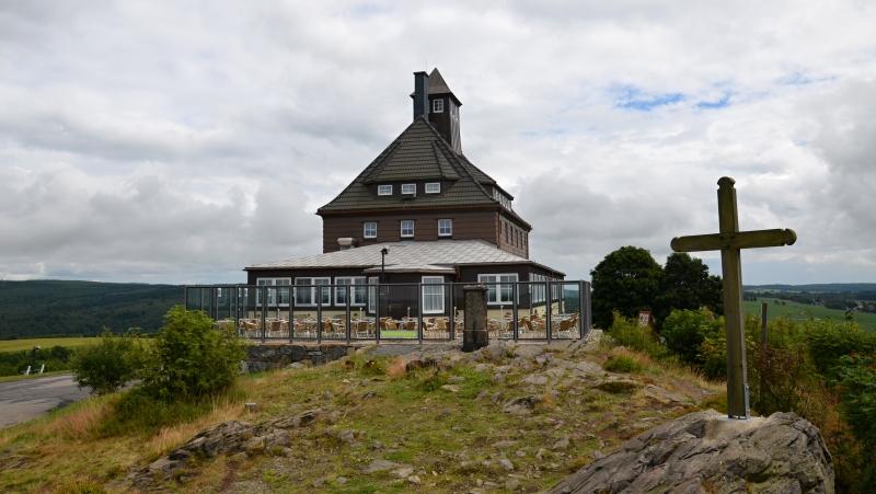 Horská chata Schwartenbergbaude
