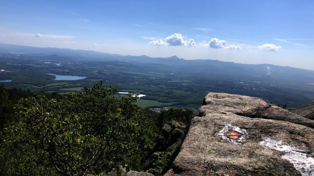 Aussichtspunkt Dušanova vyhlídka