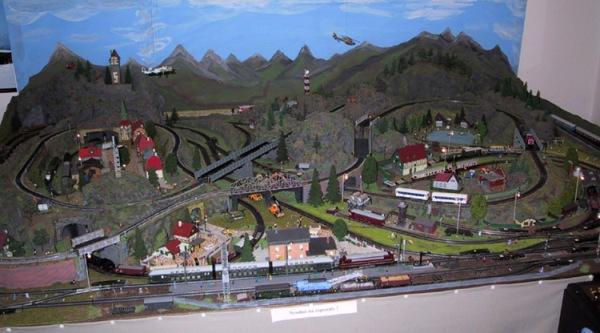 Muzeum modelové železnice  |  ---