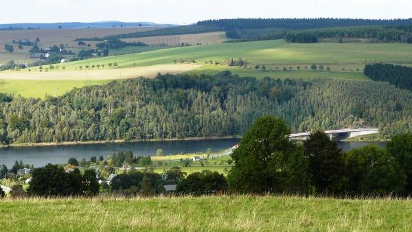 Přehrada Rauschenbach  |  Krušnohorci
