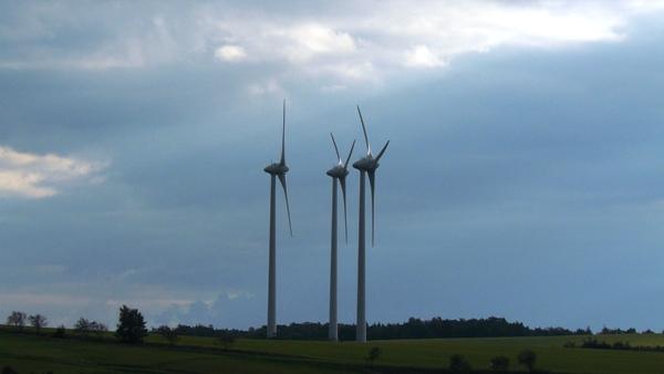 Větrná farma U Tří pánů