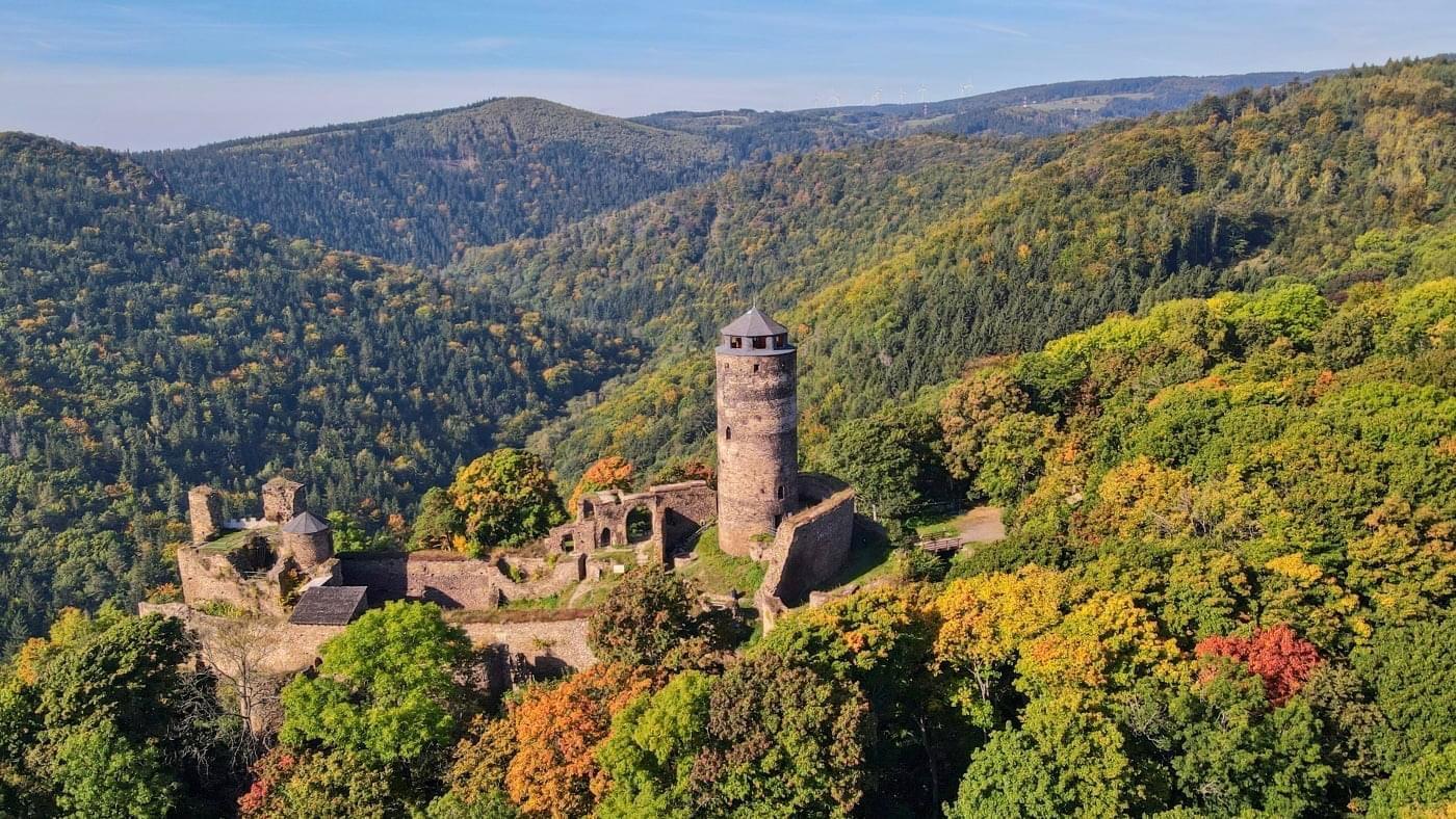 Hasištejn Burg