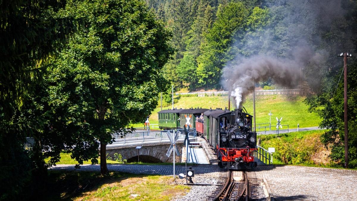 Muzejní železnice Pressnitztalbahn