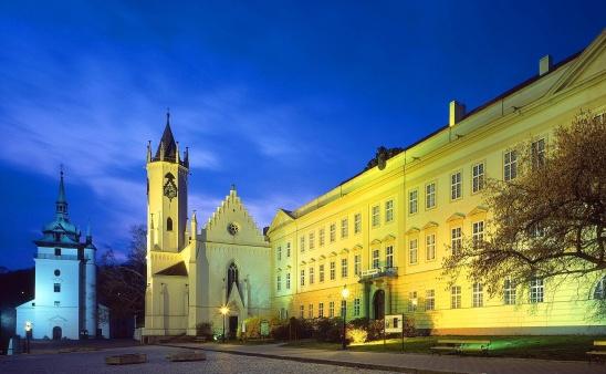 Das Regionalmuseum in Teplice