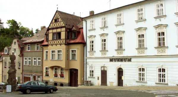 Hornické muzeum v Krupce