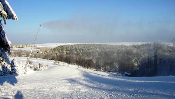 Skiareál Zadní Telnice