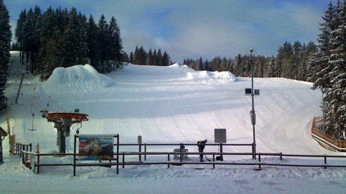 Skiareál Potůčky  |  Skipot