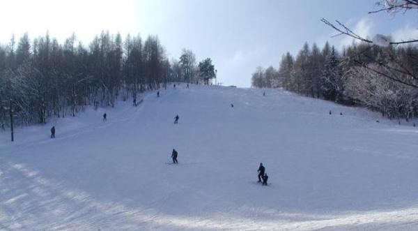 Skiareál Pyšná