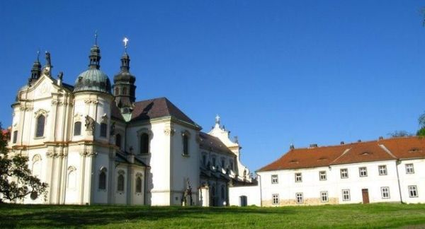 Kloster im Osek