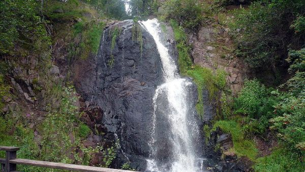 Tiefenbach Wasserfall