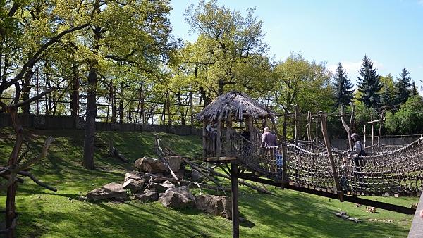 Zoopark des Erzgebirgsvorlands