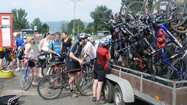 Cyklobusy z Mostu a Litvínova