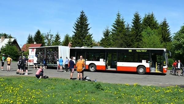 Cyklobus Ústí nad Labem
