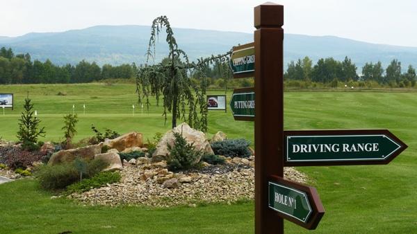 Golf resort Barbora