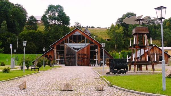 Abenteuer-Bergwerk Bernsteinzimmer