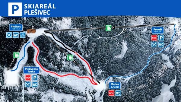 Vzniká nový skiareál na Plešivci