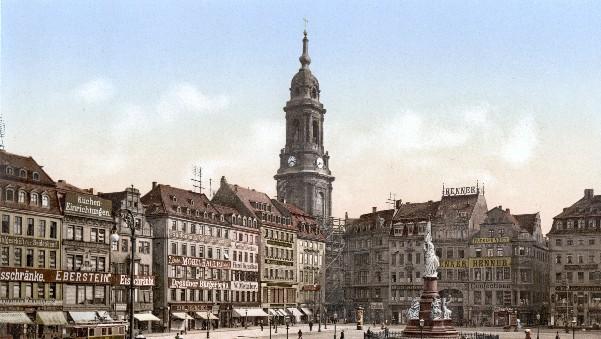 Kostel svatého Kříže - Kreuzkirche  |  -