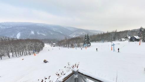 Sportareál Klíny  |  Skiareál