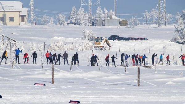 Skiareál Lesná