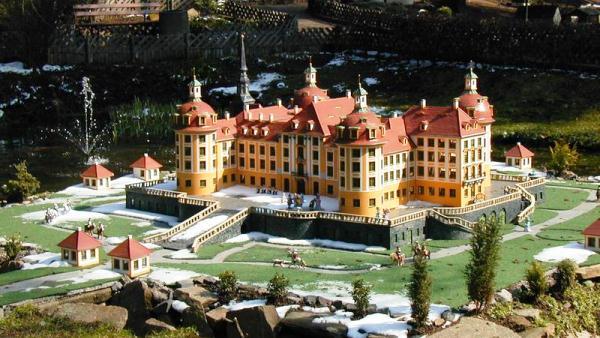 Klein Erzgebirge - Miniaturpark
