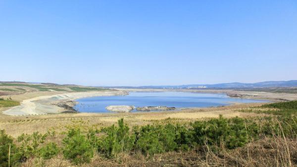 Sokolovské moře - jezero Medard
