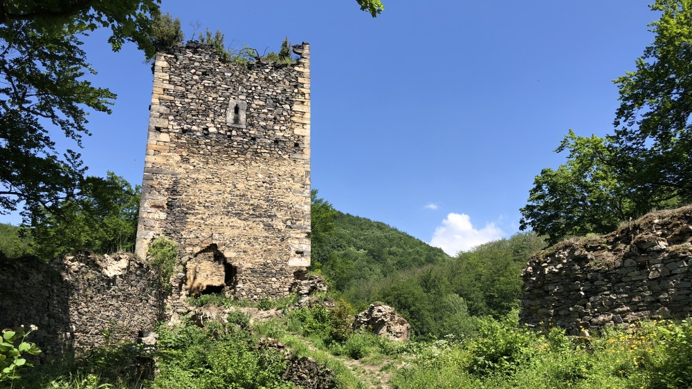 Hrad Rýzmburk  |  Krušnohorci