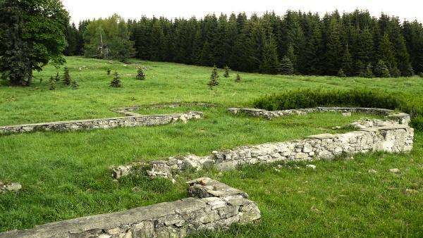 Zaniklá obec Fláje