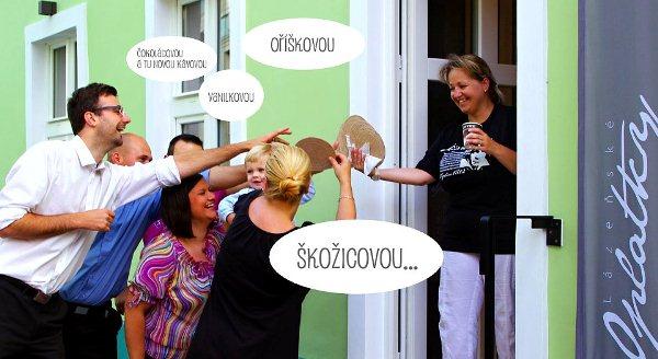 Oplatkárna  |  Lázně Teplice v Čechách