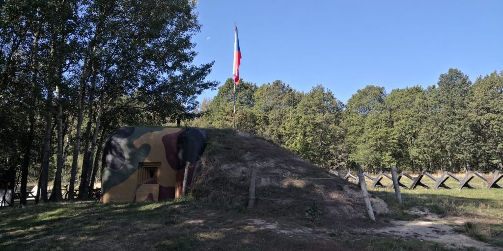 Muzeum lehkého opevnění - řopík Na Kočičáku