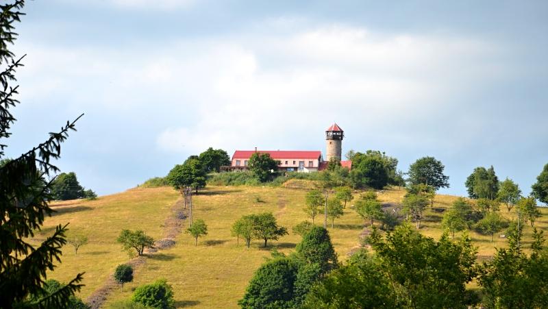 Aussichtsturm in Katharinaberg
