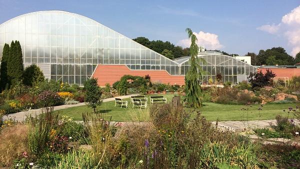 Botanická zahrada v Teplicích  |  Krušnohorci