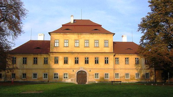 Waldsteinschloss Litvínov