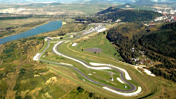 Autodrom Most  |  Autodrom Most