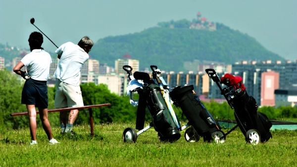 Golf Club Most