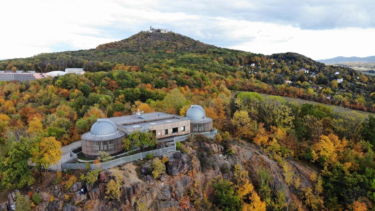 Sternwarte und Planetarium Teplitz