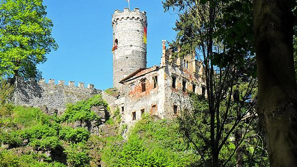 Naučná stezka okolím Horního hradu