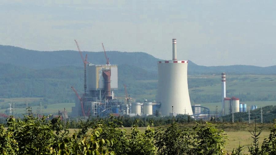 Ledvická elektrárna | Krušnohorci