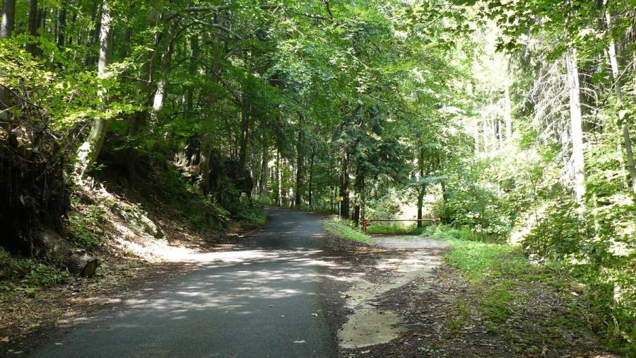 Cestou k přehradě | Krušnohorci