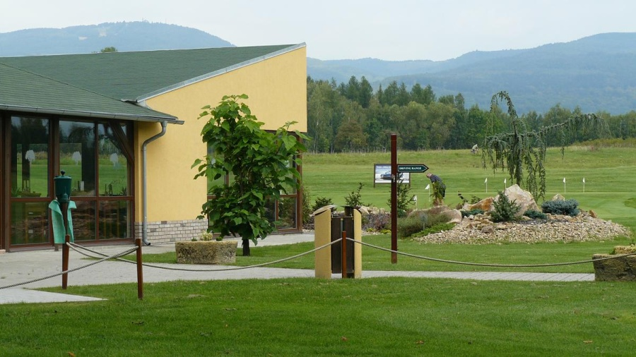 Golf resort Barbora   Krušnohorci