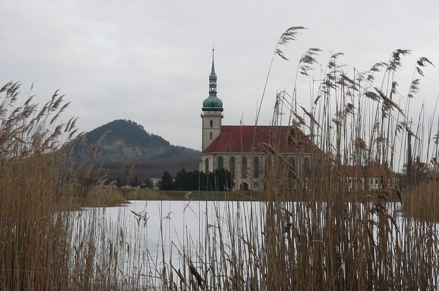 kostel Nanebevzetí panny Marie, Most | Krušnohorci