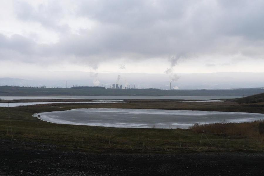 Smutné panorama | Krušnohorci