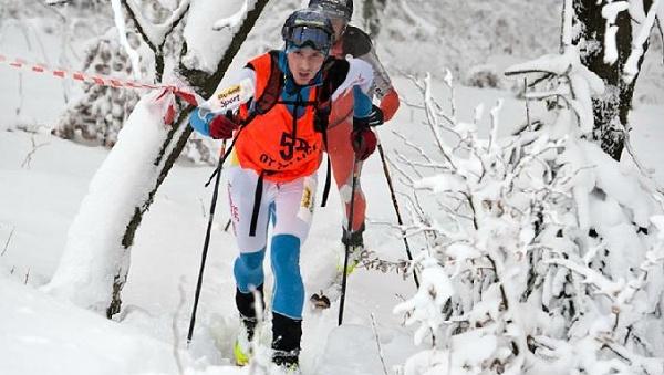 Skialpinismus nad Hrobem