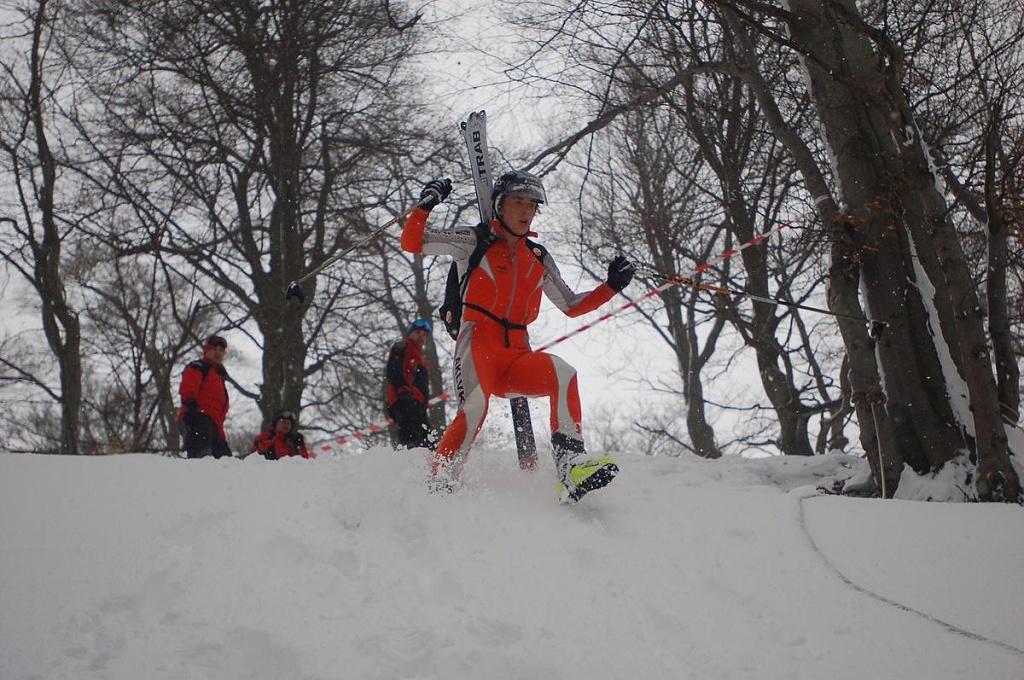 Skialpinismus v Krušných horách | -