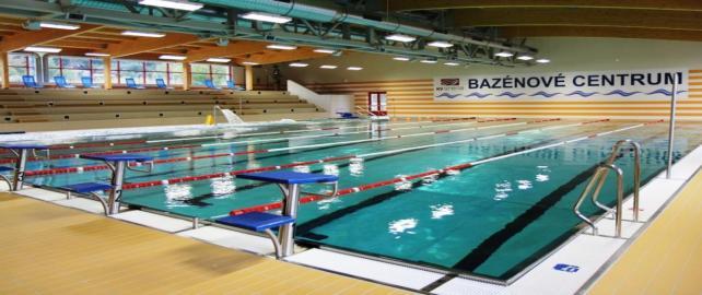 Bazénové centrum Karlovy Vary  |  Bazénové centrum